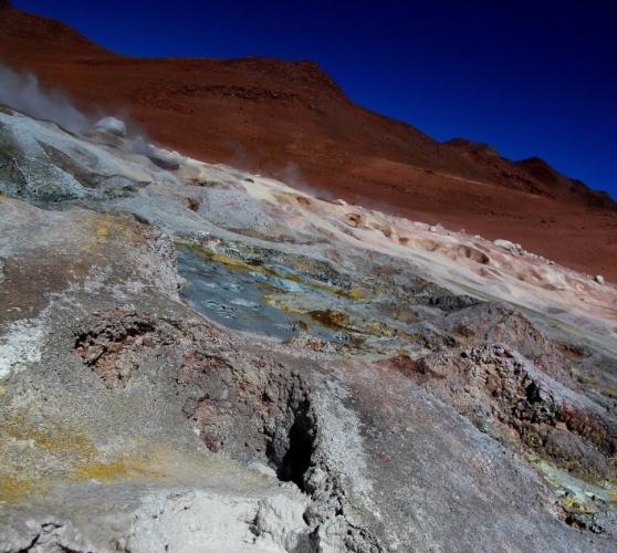 Bolivia - Itinerary Sur Lipez-Tupiza 078 / Sol de Manana