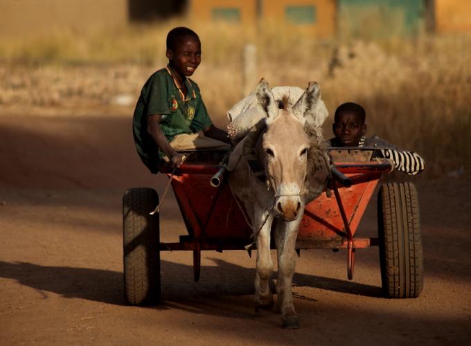 Burkina Faso - Falaise du Gobnangou 062