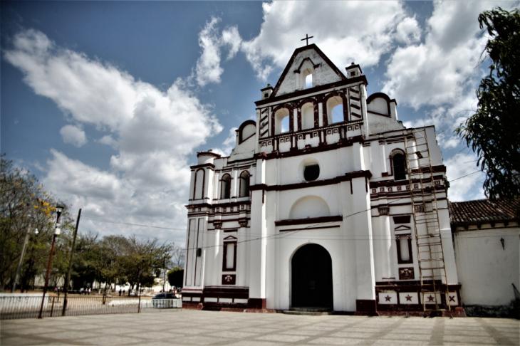 Mexico - San Cristobal surroundings 078 - Chiapa de Corso