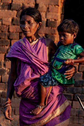 India - Odisha 079 -Bora Paraja village on the way to Rayagada
