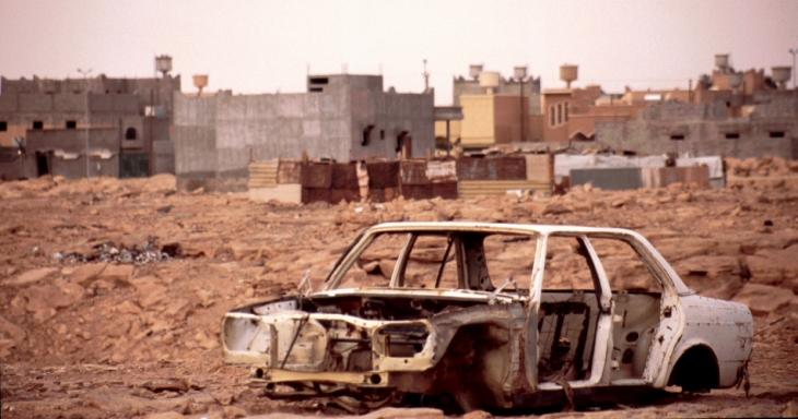 Libya - Ghadames 079 - New city