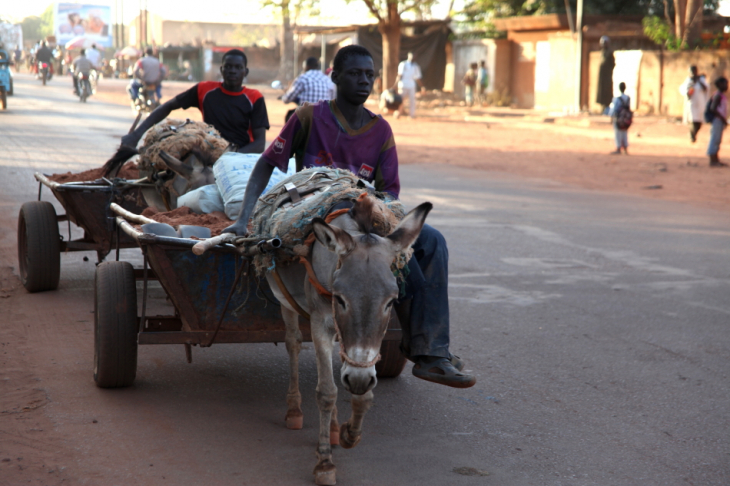 Burkina Faso - On the road 079