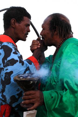 Sudan - Dervish ceremony 079