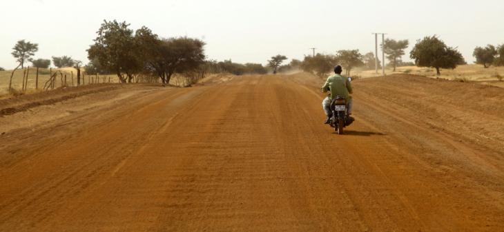 Burkina Faso 080 - On the road to Dori