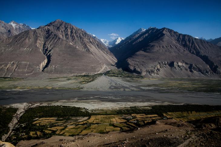 Tajikistan 080 - Wakhan valley - Yamchun fort