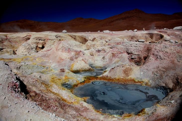 Bolivia - Itinerary Sur Lipez-Tupiza 080 / Sol de Manana