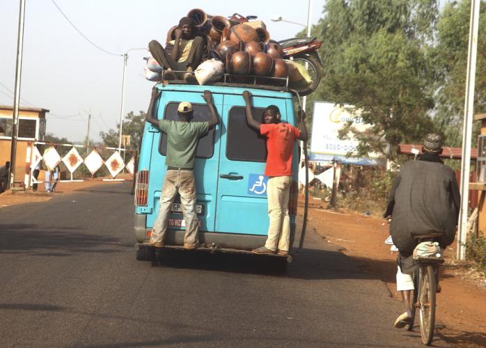 Burkina Faso - On the road 080
