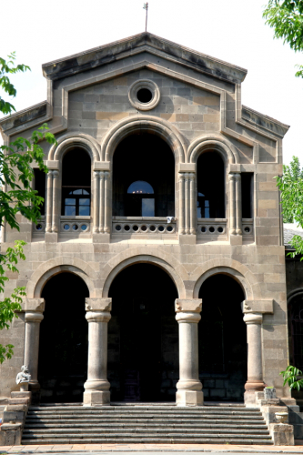 Armenia - Yerevan surroundings 079 - Echmiadzin