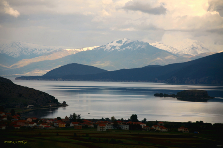 Albania 080 - Prespa lake