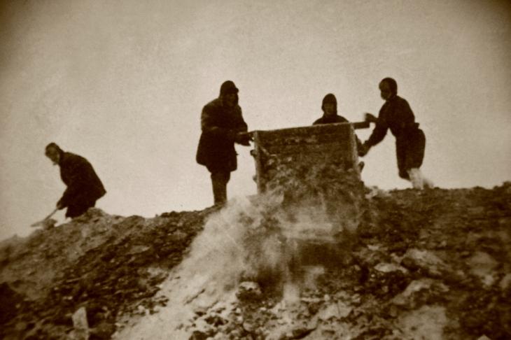 Russia - Gulag Perm-36 - 080