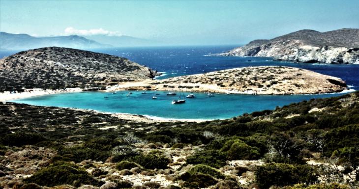 Greece - Amorgos 081 - Kato Meria - Kalotaritissa