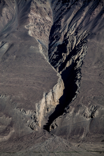 Tajikistan 081 - Wakhan valley - Yamchun fort