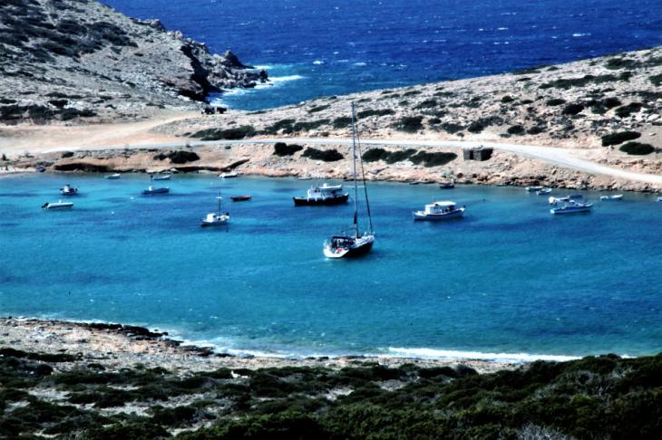 Greece - Amorgos 082 - Kato Meria - Kalotaritissa