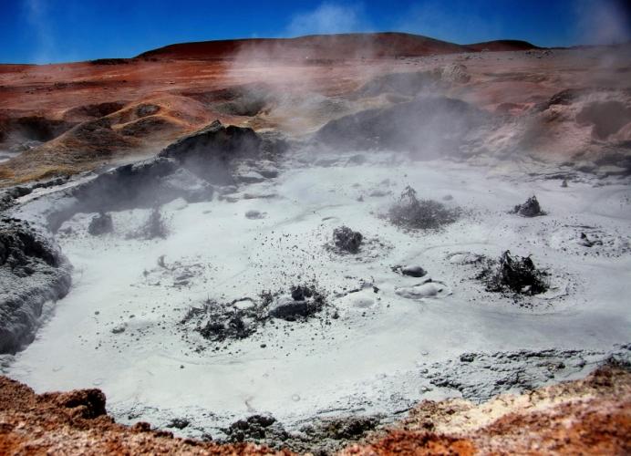 Bolivia - Itinerary Sur Lipez-Tupiza 083 / Sol de Manana
