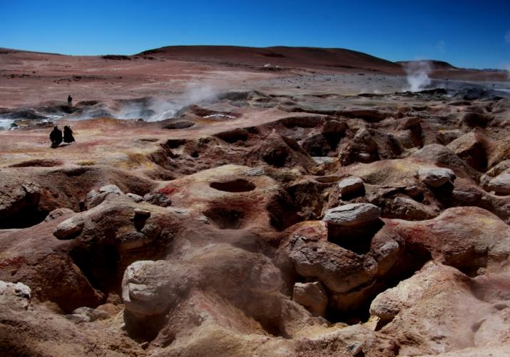 Bolivia - Itinerary Sur Lipez-Tupiza 084 / Sol de Manana