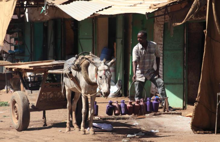 Sudan - Khartoum 084 - Omdurman