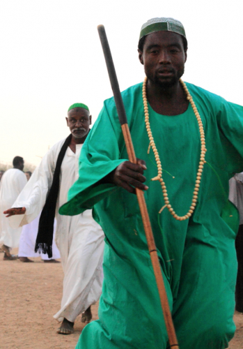 Sudan - Dervish ceremony 084