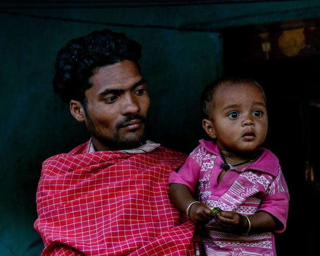 India - Odisha 085 -Bora Paraja village on the way to Rayagada