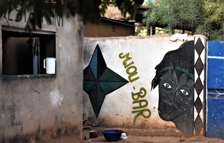 Burkina Faso -Tiebele 085