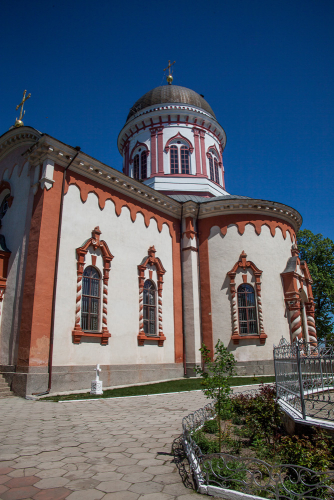 Transnistria - Bendery 085 - Noul Neamt Monastery