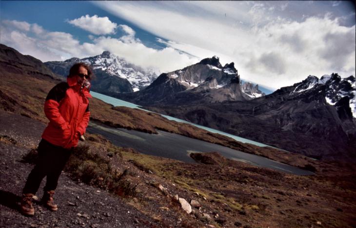 Chile - Torres del Paine 86