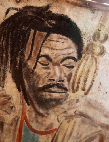 Burkina Faso -Tiebele 086