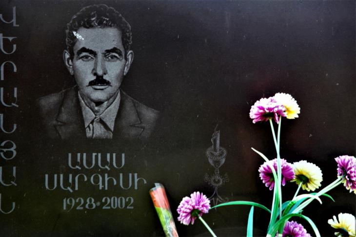 Armenia 087 - Sanahin