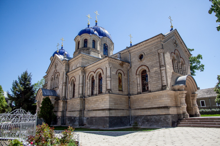Transnistria - Bendery 086 - Noul Neamt Monastery