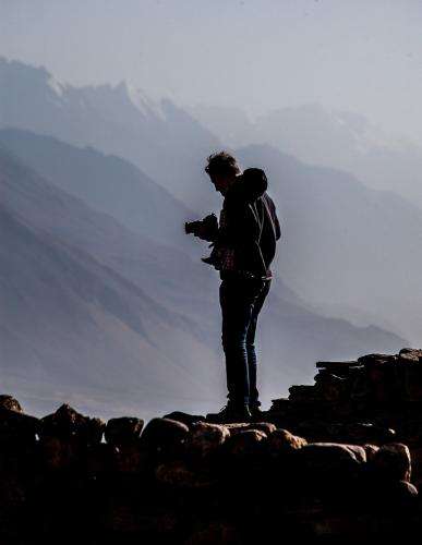 Tajikistan 086 - Wakhan valley - Yamchun fort
