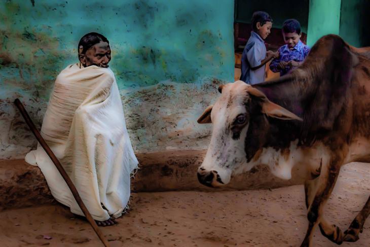 India - Odisha 087 -Bora Paraja village on the way to Rayagada