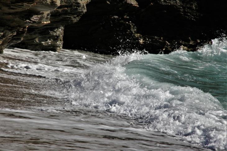 Greece - Amorgos 087 - Kato Meria - Paradisia beach