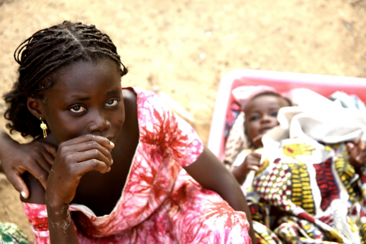Burkina Faso - Gaoua 088 - Witch doctor's village