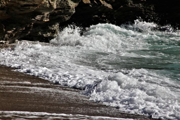 Greece - Amorgos 088 - Kato Meria - Paradisia beach