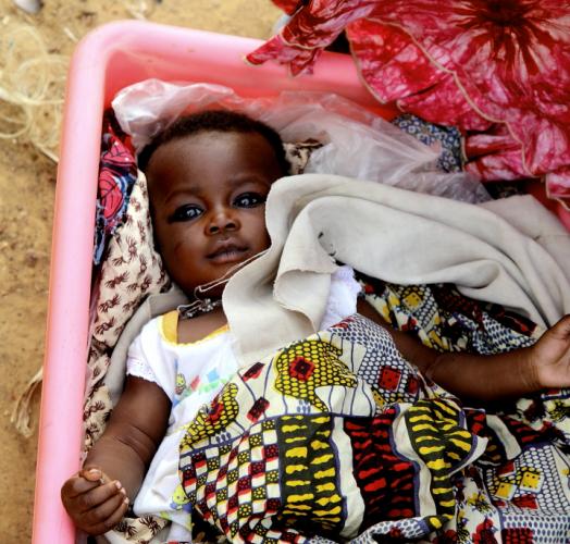 Burkina Faso - Gaoua 089 - Witch doctor's village