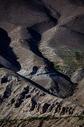Tajikistan 089 - Wakhan valley - Yamchun fort