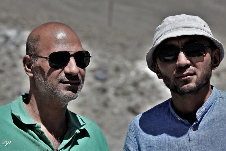 Tajikistan 089 - Wakhan Valley - On the road