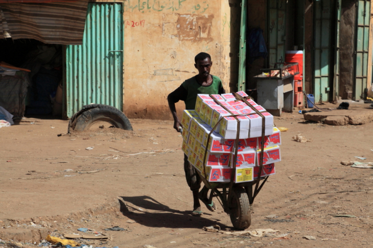 Sudan - Khartoum 090 - Omdurman