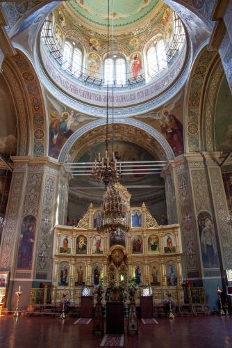 Transnistria - Bendery 090 - Noul Neamt Monastery