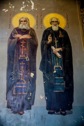Transnistria - Bendery 091 - Noul Neamt Monastery