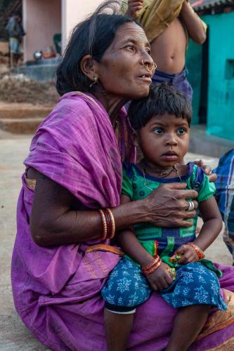 India - Odisha 091 -Bora Paraja village on the way to Rayagada