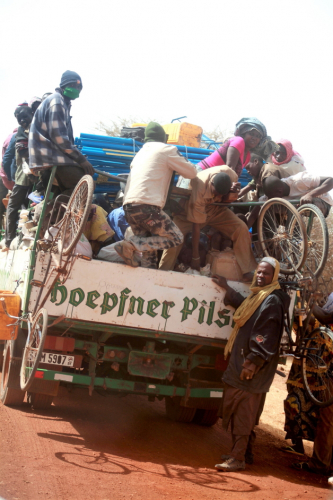 Burkina Faso 012 - On the road to Aribinda