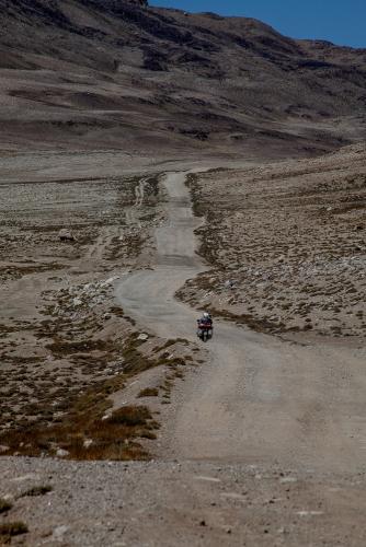 Tajikistan 092 - Wakhan Valley - On the road