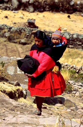 Peru - Titicaca 093 - Taquile