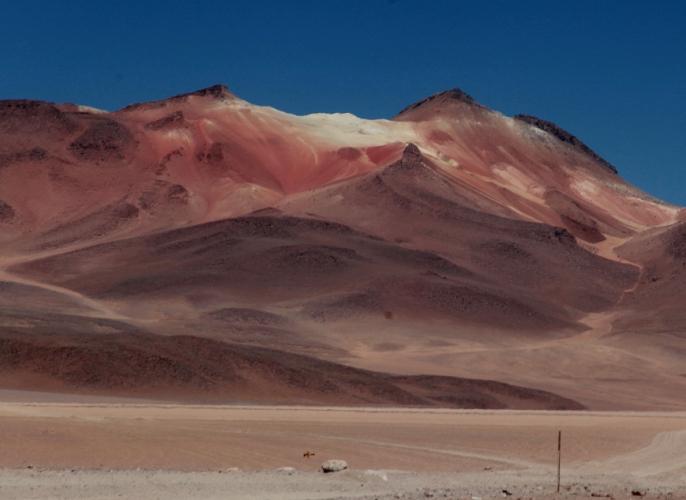 Bolivia - Itinerary Sur Lipez-Tupiza 093 / On the road to Laguna Verde