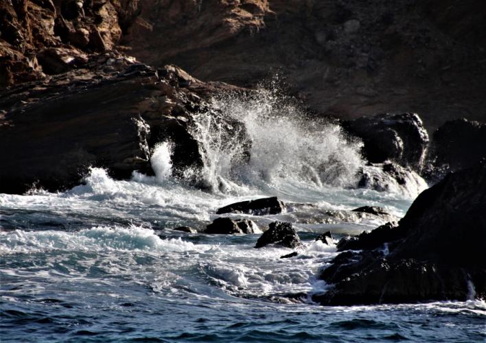 Greece - Amorgos 093 - Kato Meria - Paradisia beach