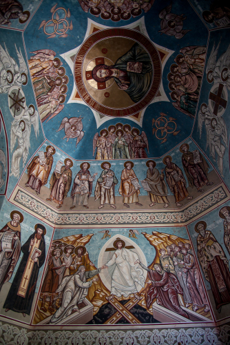 Transnistria - Bendery 093 - Noul Neamt Monastery