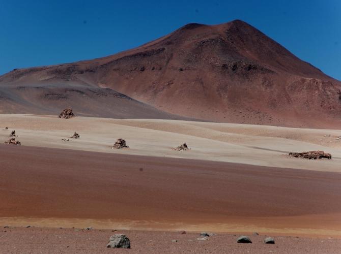 Bolivia - Itinerary Sur Lipez-Tupiza 094 / Desierto de Dali