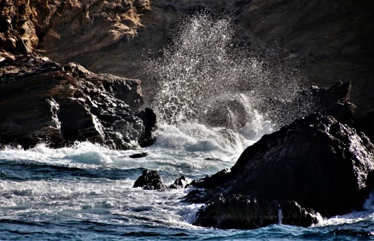 Greece - Amorgos 094 - Kato Meria - Paradisia beach