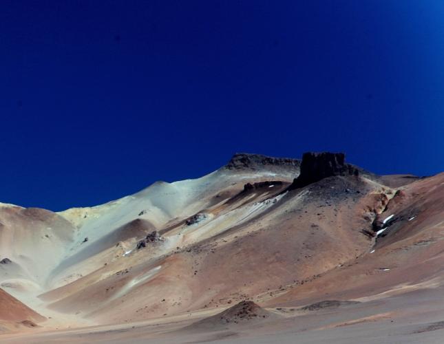 Bolivia - Itinerary Sur Lipez-Tupiza 095 / On the road to Laguna Verde