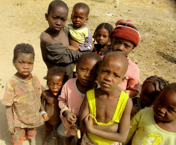 Burkina Faso -Tiebele 095 - Village in the surroundings
